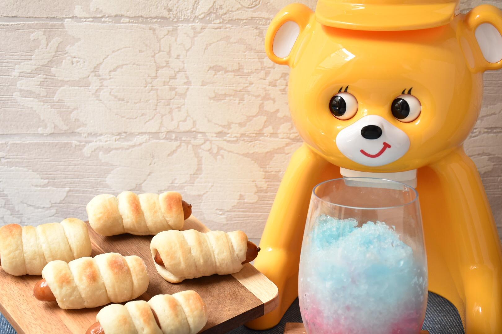 おうちパン教室〜ウインナーパン〜 IN ららぽーと湘南平塚